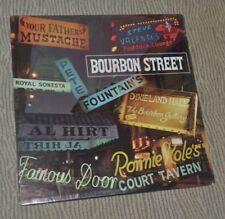 Scellé LP Bourbon Street New Orleans French Quarter Pete Fountain