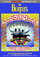 THE BEATLES  50th ANNIVERSARY EDITION  MAGICAL MYSTERY TOUR - 1xCD ++ 3xDVD *F/S
