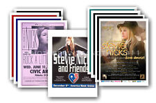 STEVIE NICKS - 10 promotional posters  collectable postcard set # 1