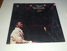 Roger Williams - Roger Williams Live Vinyl LP - MCA MCA-378 shrink wrap on part