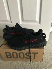 BID Adidas Yeezy Boost 350 V2 Bred Size 10