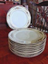 "Heinrich & Co. H&C Selb Bavaria HC253 10 - 10"" Dinner Plates"