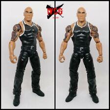 Wwe The Rock Custom Figur