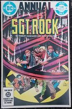 SGT ROCK Annual #3 1983 - FN/VF 7.0