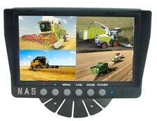 """7"""" Farmview Reversing Quad Monitor"""