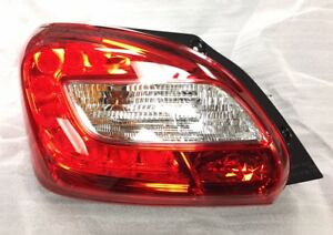 Genuine Mitsubishi LEFT Side TAIL LIGHT LAMP Assembly Mirage 2017 - 2018