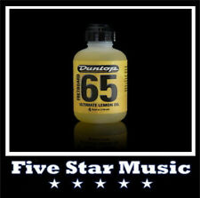 Jim Dunlop 65 Lemon Oil Neck Fretboard Cleaner - NEW
