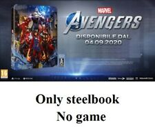 Marvel's Avengers PS4 - Steelbook