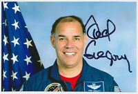 Fred Gregory - Astronaut NASA - hand signed Autograph Autogramm