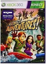 Kinect Adventures (Microsoft Xbox 360)  REQUIRES KINECT SENSOR-- NEW