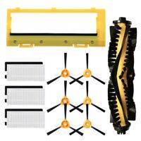 Filter Roller Side Brush Set For Ecovacs DEEBOT N79 N79S Vacuum Cleaner Parts
