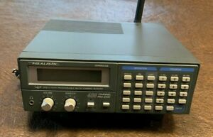 Realistic PRO-2006 400 Channel Scanner Nice Condition!