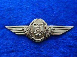 A26-07) Bundeswehr Militär Luftfahrzeugführer Tätigkeitsabzeichen gold Pilot