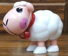Tolo First Friends Lamb Sheep Turning Clicking head Push down Squeaker