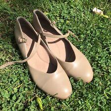 capezio Cassie 830 ladies character shoes black
