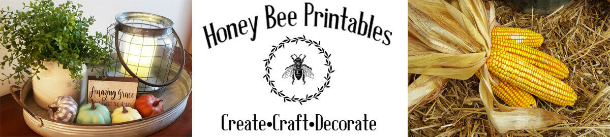 Honey Bee Printables