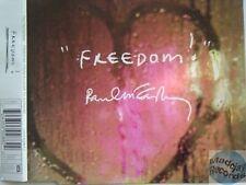 PAUL McCARTNEY FREEDOM MAXI CD beatles