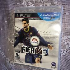 FIFA 14 (Sony PlayStation 3, 2013) PS3 Playstation Move Compatible