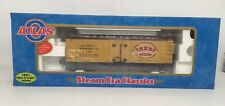 "Atlas ""O"" Item 8033-2 Crown Brand 36 Ft. Wood Refrigerator Car (3 rail)"