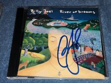 Billy Joel Signed Autographed River Of Dreams CD Insert