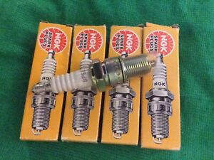 NGK Spark Plugs  - BP6ES   - set of 4 Individually Boxed Uk Freepost