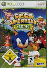 Sega Superstars Tennis (Versión alemana) (Xbox 306 Nuevo)