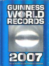 GUINNES WORLD RECORDS 2007