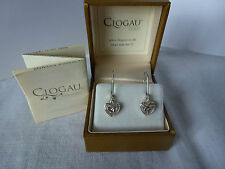 Clogau Hook Precious Metal Earrings without Stones