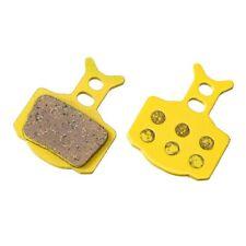 coppia pastiglie disco ceramiche ad0104-ce-s shimano xtr / xt / lx ASHIMA freni