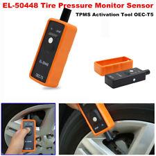 TPMS Reset Tool EL-50448 Car Auto Tire Pressure Monitor Sensor OEC-T5 for Honda