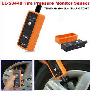 EL-50448 Car SUV Auto Tire Pressure Monitor Sensor OEC-T5 Reset Tool Repair 1PCS