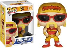 "FUNKO POP 2014 WWE HUNK HOGAN #11  Vinyl 3 3/4"" Figure IN STOCK"