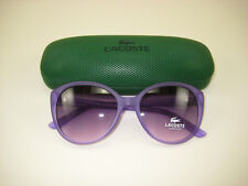 Lacoste Sunglasses L3611S Purple 516 Cat Eye Kids Brand New Demo! 100% Genuine