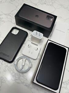 Apple iPhone 11 Pro-Space Gray-64GB-Verizon/Unlocked/-Model A2160-Bundle Package