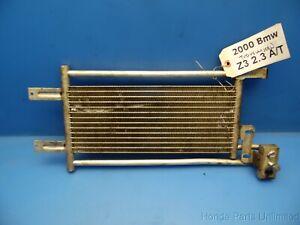 96-02 Bmw Z3 Roadster OEM automatic transmission oil cooler radiator factory