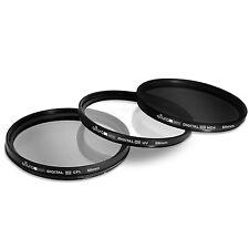 Altura Photo 58-UV/CPL/ND4 58 mm Filter Kit