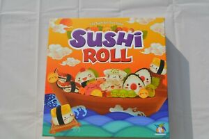 SUSHI ROLL - BOARD GAME - New Open Box