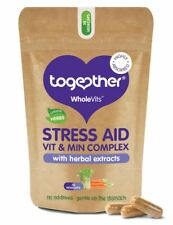 Together Health WholeVit Stress Aid Complex - 30 Capsules