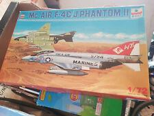 Esci 1:72 Phantom F-4CJ kit #9031 mcAir