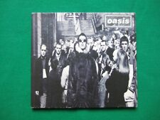 "OASIS ""D'You know what I mean?"" digi-pak 4 track cd single 1997"