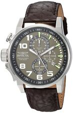 Invicta 13054 I-Force Men's 46mm Stainless Steel Olive Green Dial Watch