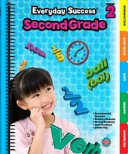 Everyday Success Second Grade READING Comprehension FRACTIONS +more EDUCATIONAL
