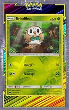 Brindibou Reverse - SL1:Soleil et Lune - 9/149 - Carte Pokemon Neuve Française