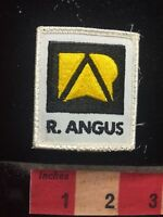 Vtg R. ANGUS Advertising / Company Patch 709
