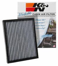K&N Cabin Air Filter for Audi A3 Q2 RS3 TT | VW GTI Jetta Passat Tiguan | VF2047