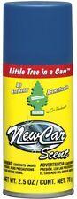 Little Tree in a CAN Car Air Freshener 2.5 oz Aerosol Spray, New Car Scent