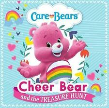 Cheer Bear and the Treasure Hunt Storybook (Care Bears), Very Good Condition Boo