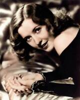 Barbara Stanwyck 8x10 RARE COLOR Photo 601