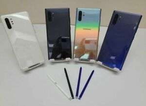 Good as New! Samsung Galaxy Note 10 Plus Note 10+ 5G 256GB - Factory Unlocked