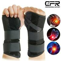 Wrist Support Hand Brace Carpal Tunnel Splint-Arthritis Protector Sprain Relieve